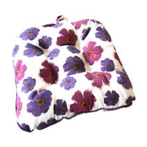 Mulberry Flower Seat Pad