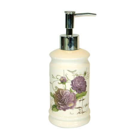 Grape Florence Soap Dispenser