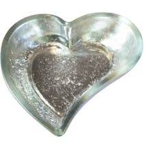 Vintage Heart Shaped Dish