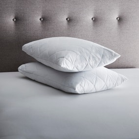 Fogarty Soft Touch Pair of Pillow Protectors