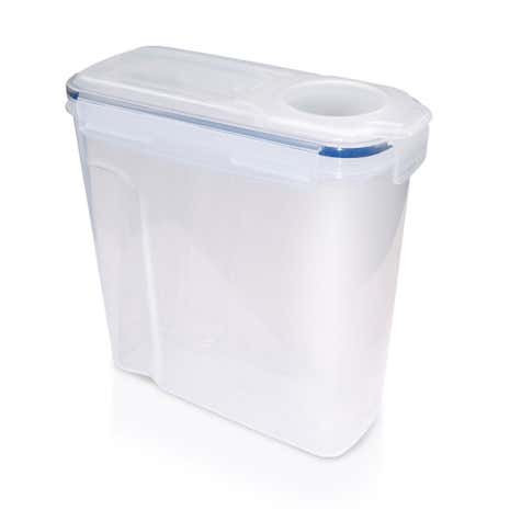 Clip and Close 4 Litre Cereal Container