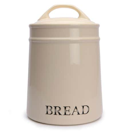 Cream Country Bread Bin