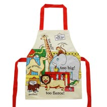 Kids Dear Zoo Apron