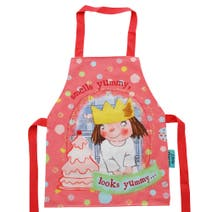 Kids Little Princess Apron