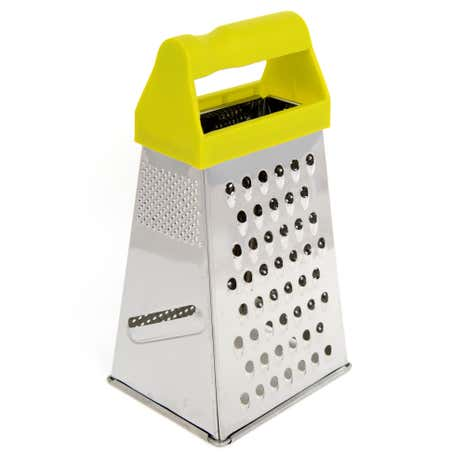 Lime Spectrum Box Grater