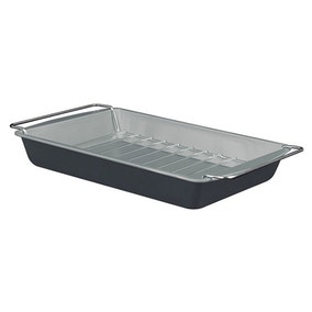 Cookshop Teflon Coated Roast and Rack Tray