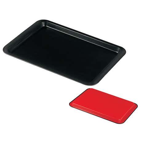 Red Spectrum Oven Tray