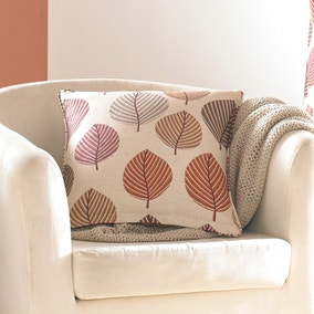 Regan Terracotta Cushion