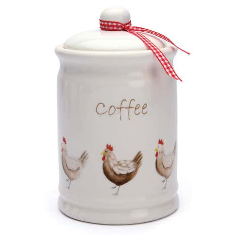 Henrietta Coffee Canister