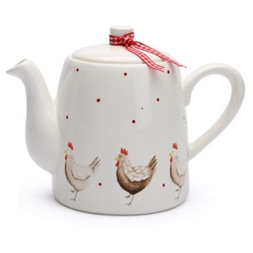 Henrietta Tea Pot