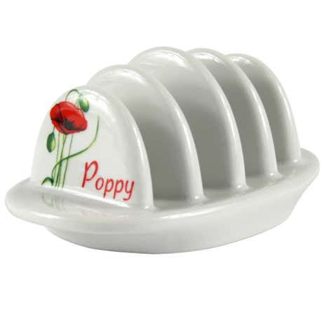 Poppy Toast Rack