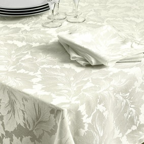 Turin Champagne Tablecloth
