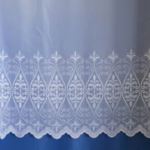Jubilee Net Curtain Fabric
