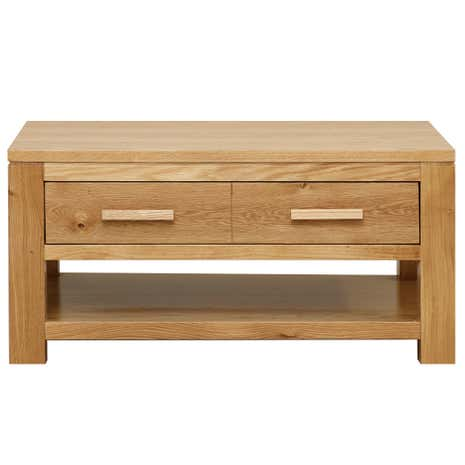 Seville Oak Coffee Table