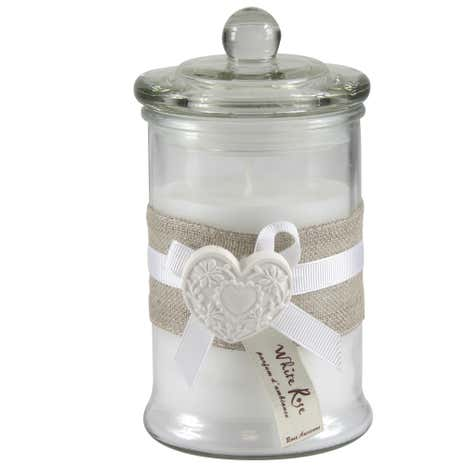 Classique Glass Wax Filled Jar