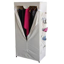 100% Cotton Wardrobe with Pockets
