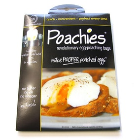 Poachies Pack of 20 Poaching Bags