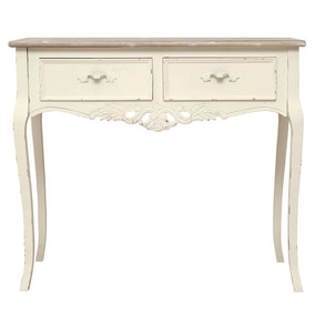 Camille Ivory Dressing Table