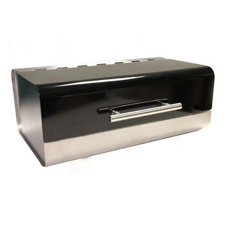 Black Spectrum Bread Bin