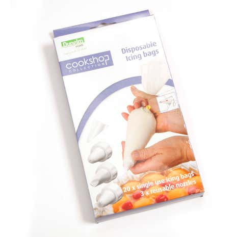 Cookshop Disposable Icing Bags
