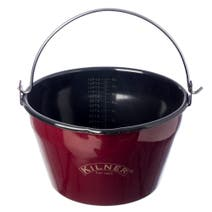 Kilner Red Enamel Jam Pan