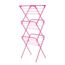 Raspberry Spectrum Slim 3 Tier Airer