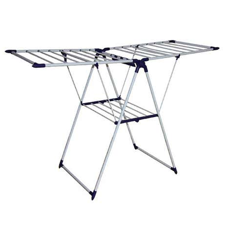 Utility Room X-Wing Airer & Sock Hanger