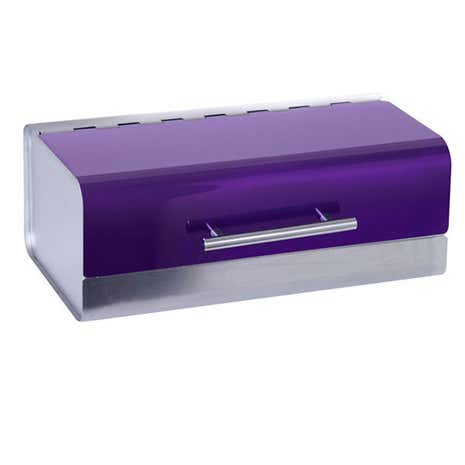 Purple Spectrum Bread Bin