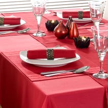 Red Spectrum Placemat