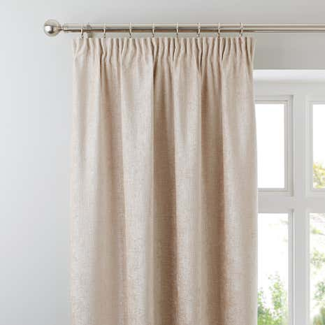 Bedroom Curtains cream bedroom curtains : All Ready Made Curtains | Dunelm