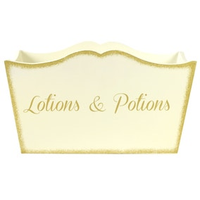 Lotions & Potions Storage Box