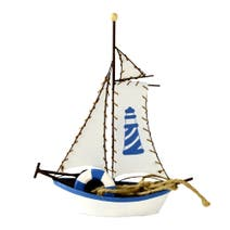 Nautical Large Decorative Boat