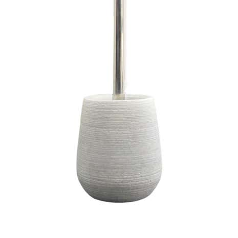 Dorma Richmond Marble Toilet Brush Holder