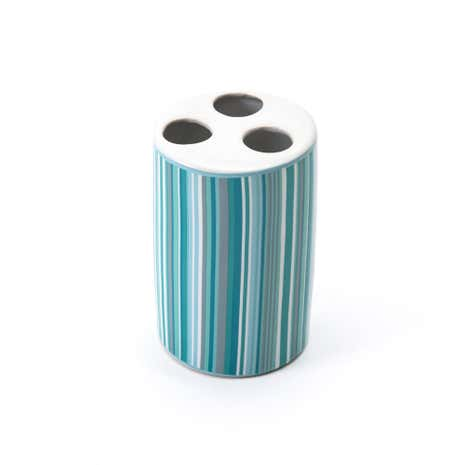 Teal Newhaven Toothbrush Holder