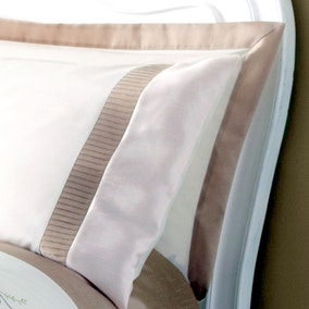 Rosa Gold Oxford Pillowcase