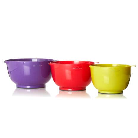 Spectrum Pack of 3 Mixing Bowls