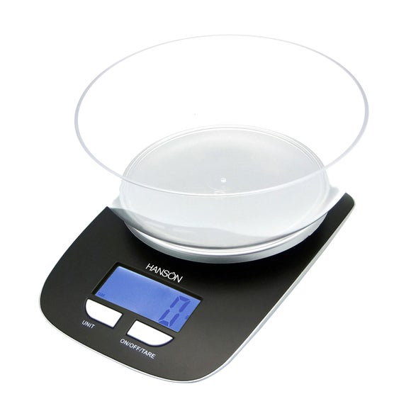 Weighing & Measuring | Digital Kitchen Scales | Dunelm