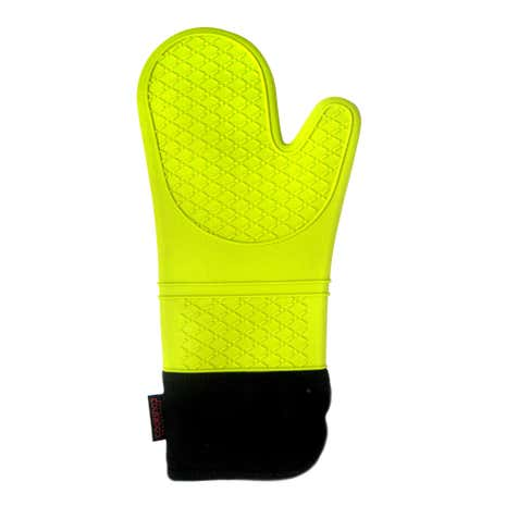 Lime Spectrum Silicone Oven Glove