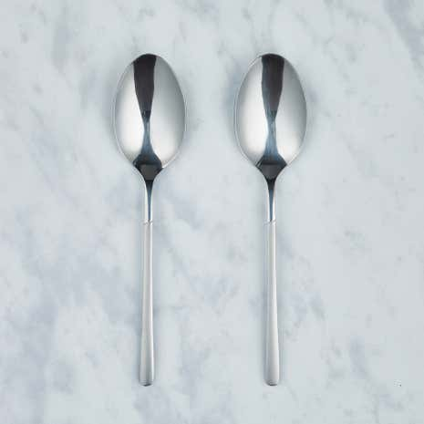 Hotel Alderley Pair of Serving Spoons