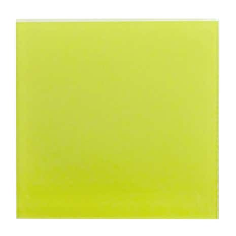 Lime Spectrum Set of 4 Glass Coasters
