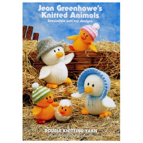 Patons Jean Greenhowe's Knitted Animals Book