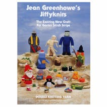 Patons Jean Greenhowe's Knitted Jiffyknits Book