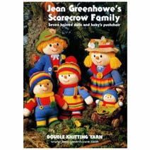 Patons Jean Greenhowe's Scarecrow Family Knitting Book