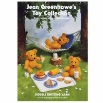 Patons Jean Greenhowe's Toy Knitting Book