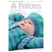 Patons Fairytale Baby Designs Book