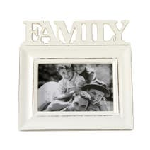 Vintage Family Photo Frame