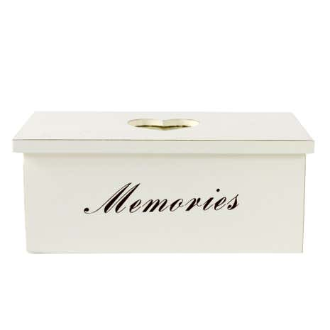 Vintage Memories Storage Box