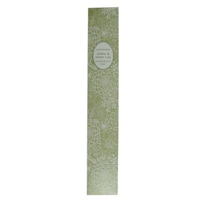 Home Fragrance Cotton and Water Lily Pack of 6 Drawer Liners