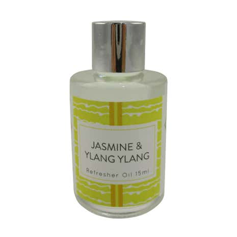 Jasmine and Ylang Ylang 15ml Refresher Oil