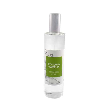 Home Fragrance Cotton and Water Lily 100ml Room Spray